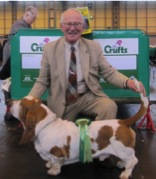 Chevy at Crufts